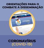 Orientações Coronavírus