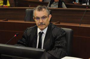 O desembargador Baltazar Miranda Saraiva foi eleito na sessão realizada na terça-feira, 21