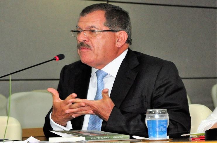 Ministro do STJ Humberto Eustáqui Soares Martins