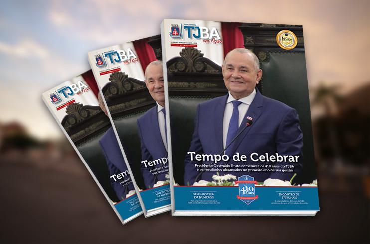 Revista-410-anos-versao-2 Ascom apresenta nova versão da Revista Eletrônica TJBA em Ação
