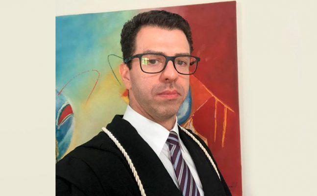 Rodrigo Alexandre Rissato - Magistrado