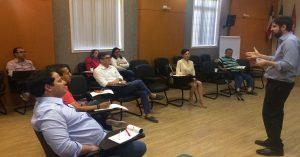 """Tópicos-Direito-e-Economia-300x157 Magistrados participam de mais uma aula do curso """"Tópicos Especiais em Direito e Economia"""""""