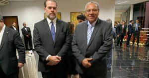 Augusto-300x157 Ministro Dias Toffoli reúne Presidentes dos Tribunais de Justiça de todo país em Cuiabá/Mato Grosso