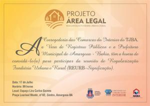 Reurb-300x211 Área Legal: Amargosa é a 4ª Comarca a receber projeto da CCI