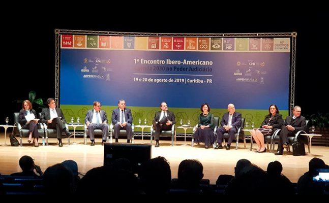 1º-Encontro-Ibero-Americano-1-647x400 Desembargadoras e juíza do TJBA participam do 1º Encontro Ibero-Americano da Agenda 2030 no Poder Judiciário