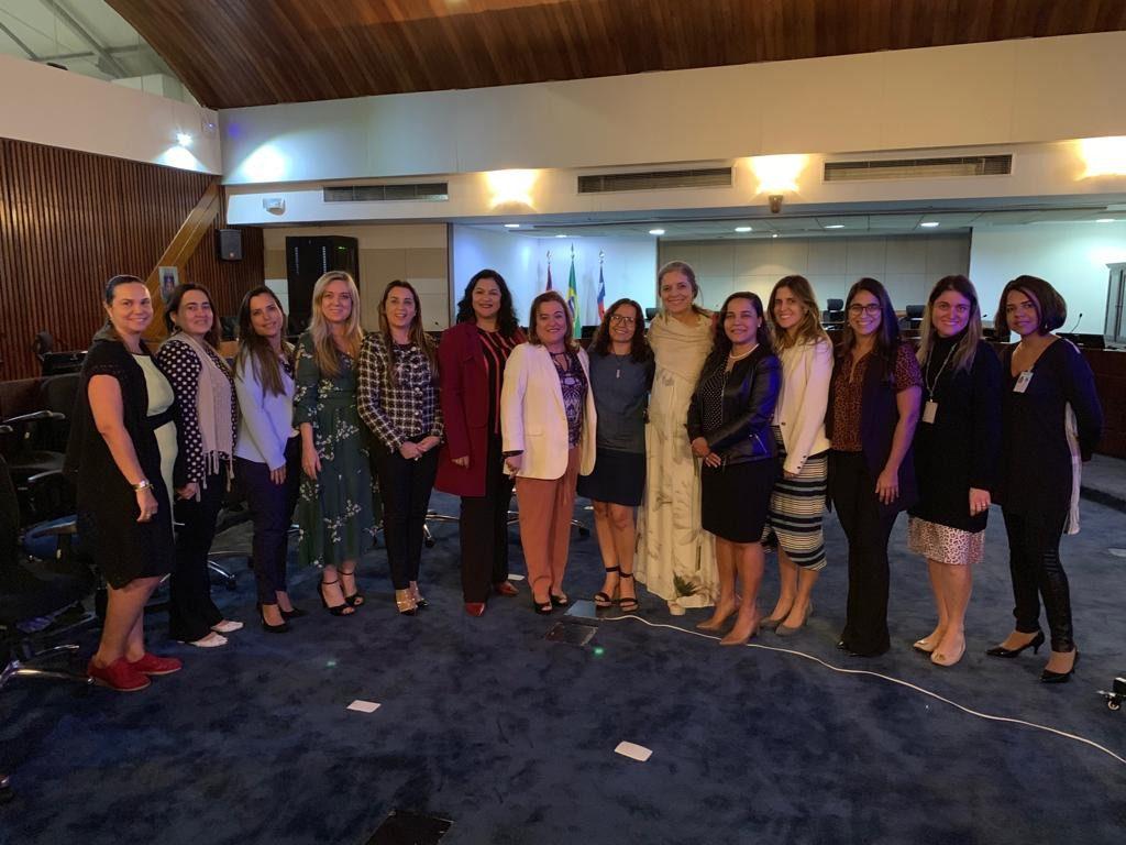Reunião-GT-participação-feminina-no-judiciário-12.08.2019-2-1024x768 Palestra sobre igualdade de gênero marca reunião do Grupo de Trabalho Participação Feminina no Judiciário