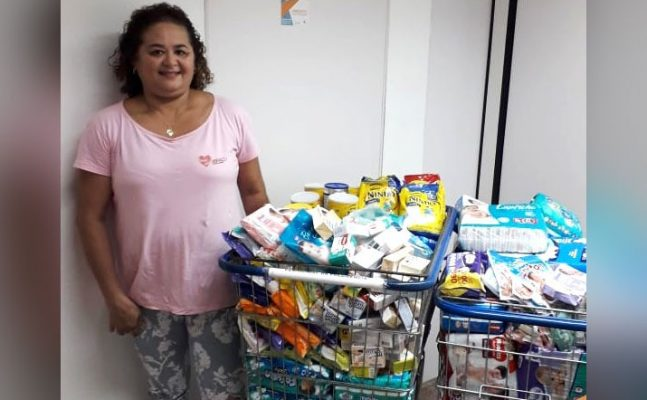doacoes-microcefalia-647x400 TJBA entrega donativos a instituição social que cuida de crianças com microcefalia
