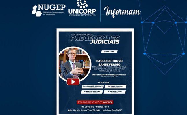 Precedentes-647x400 1º Encontro Estadual de Precedentes Judiciais será realizado de forma digital no dia3 de junho; inscreva-se