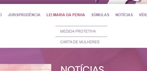 portal-coordenadoria-da-mulher-2 Violência doméstica: portal com ferramentas que auxiliam as vítimas é atualizado pela Coordenadoria da Mulher do PJBA; confira as novidades