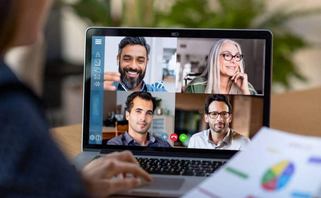 videoconferência4-647x400 PJBA realiza mais de 20 mil videoconferências em três meses