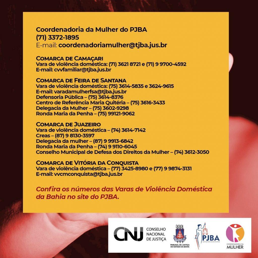 card-coordenadoria-1-1024x1024 Podcast do PJBA debate tipos de violência doméstica e esclarece como identificá-las e pedir ajuda