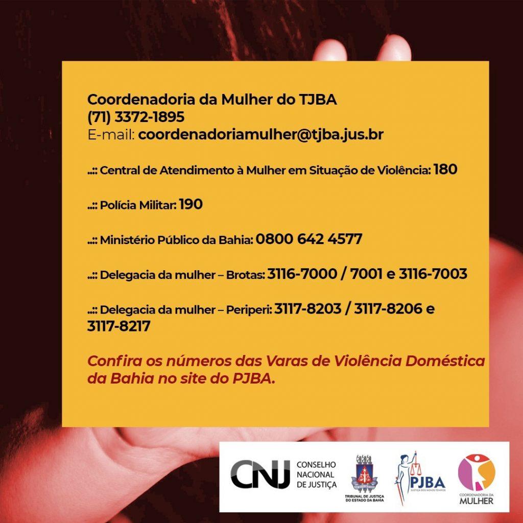 card-coordenadoria-2-1024x1024 Podcast do PJBA debate tipos de violência doméstica e esclarece como identificá-las e pedir ajuda
