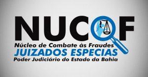 nucof-marca-300x157 NÚCLEO DE COMBATE ÀS FRAUDES NOS JUIZADOS ESPECIAIS REALIZA A SUA PRIMEIRA REUNIÃO