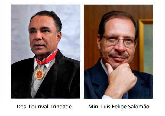Des-lourival-min-luis-felipe-1 Seminário sobre recuperação judicial no contexto da pandemia ocorre dia 18 de setembro; participe