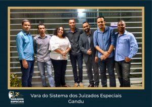 VSJE-Gandu-01-300x212 JUIZADOS ESPECIAIS – 25 ANOS – FOTOS, AUDIOS E VIDEOS