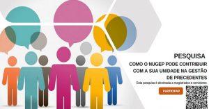 pesquisa-NUGEP_2020-300x157 NUGEP realiza pesquisa para identificar como pode contribuir com as unidades na gestão de precedentes; participe