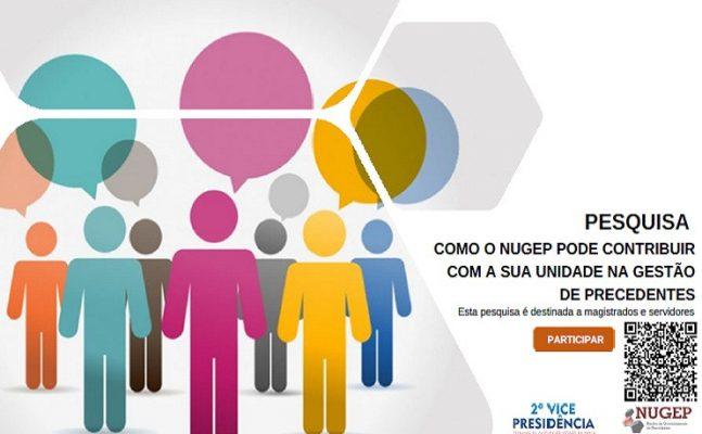pesquisa-NUGEP_2020-647x400 NUGEP realiza pesquisa para identificar como pode contribuir com as unidades na gestão de precedentes; participe