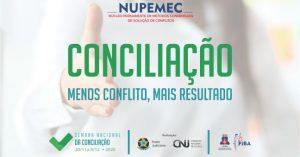 BANNER-CONCILICAO-2020-300x157 Interessados em conciliar têm até segunda-feira (26) para se inscrever na XV Semana de Conciliação