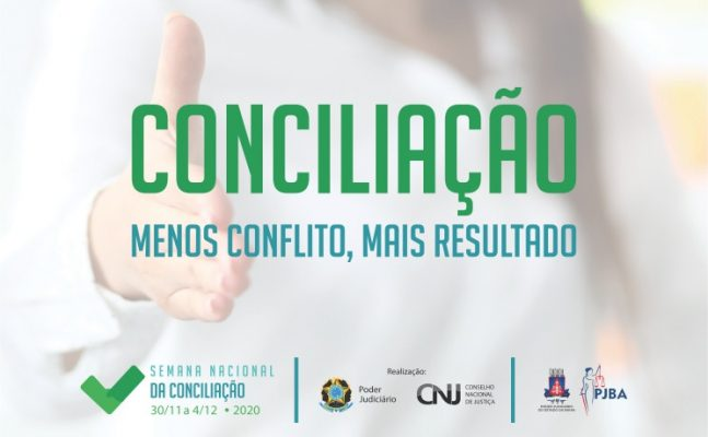 conciliacao-2020-647x400 Vitória da Conquista: Comarca se prepara para XV Semana Nacional de Conciliação