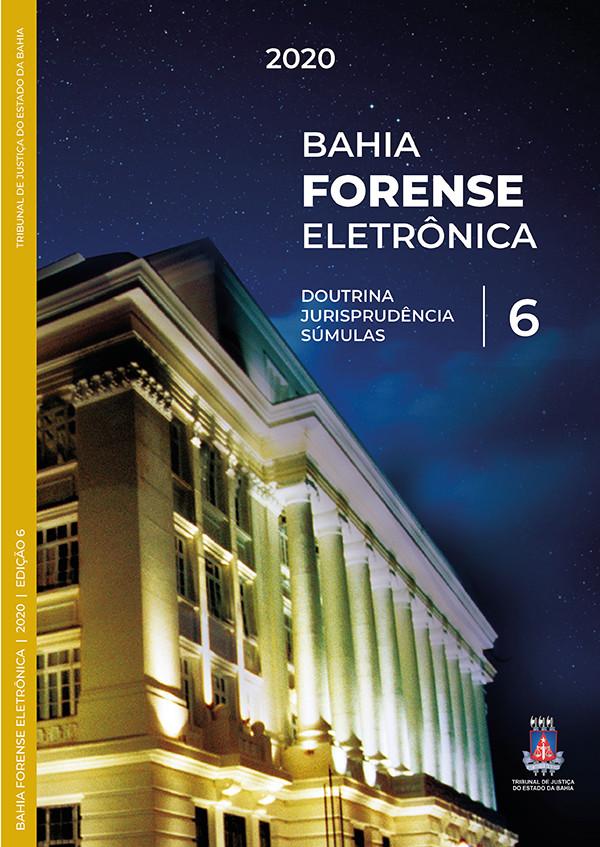 CAPA-Revista-Eletronica-Bahia-Forensa-N.-6 Bahia Forense n. 6