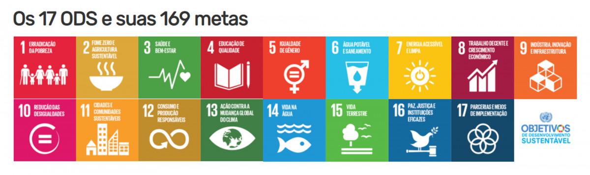 Os-17-ODS-e-suas-169-metas Núcleo Socioambiental