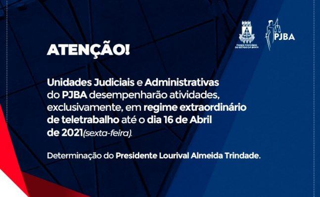 teletrabalho-647x400 As Unidades Administrativas e Judiciais continuarão exclusivamente em regime extraordinário de teletrabalho até o dia 16 de abril