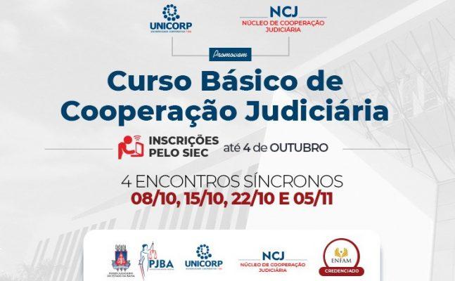 Curso-de-basico-de-cooperacao-judiciaria-647x400 Cooperação Judiciária é tema de curso promovido pela Unicorp; inscrições abertas