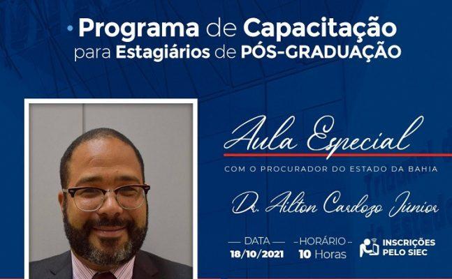 DESTAQUE_-aula-pos_promotor_ailton-cardozo-647x400 Estagiários de Pós-Graduação: Próxima aula do Programa de Capacitação acontece na segunda-feira (18); ainda é possível se inscrever