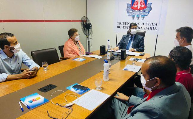Reuniao-AEP-II_Alba_01-647x400 PJBA realiza reunião para tratar sobre conflitos fundiários em Itapicuru